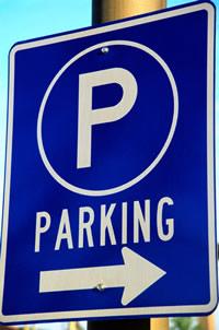 Parking in Boston