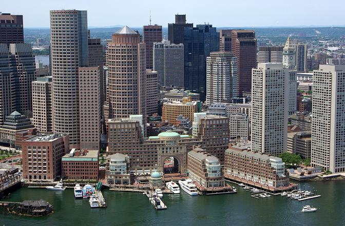 Featured Listing Boston Luxury Waterfront Penthouse At