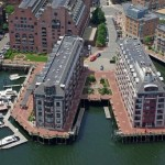 Burroughs Wharf Marina on Boston Waterfront
