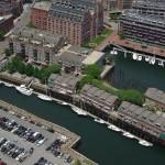 Union Wharf Marina on Boston's Waterfront