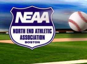 North End Athletic Association of Boston logo