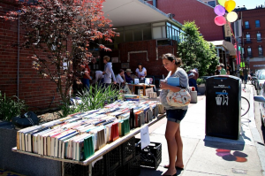 Friends Of The North End Branch Library Book Sale