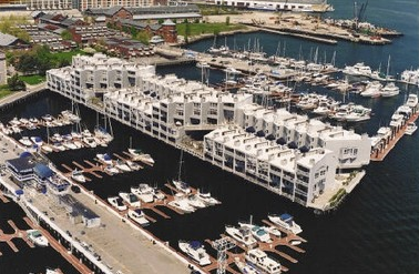 Make luxury Boston waterfront building, Constellation Wharf, your next home!