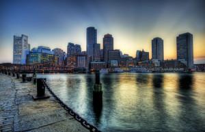 City of Boston - Waterfront
