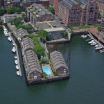 Union Wharf Boston Pool