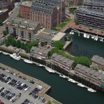 Union Wharf Marina on Boston's Waterfront