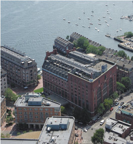 Boston's Lincoln Wharf