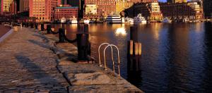 boston waterfront harborwalk
